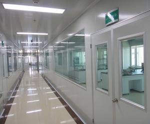 理化实验室照片