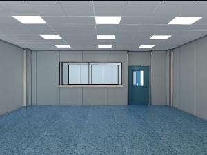 实验室房间